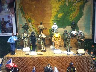 G.I Joe Exhibit