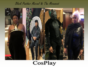 Superhero  Costume Design/SOLD OUT @ National Black Doll Museum   Mansfield   Massachusetts   United States