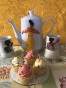 Doll E. Tea Party
