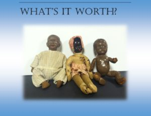 What's it Worth ?  Doll E Tea @ National Black Doll Museum