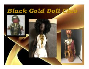 Black Gold Doll Club Monthly Meeting @ Vine Street Community Center