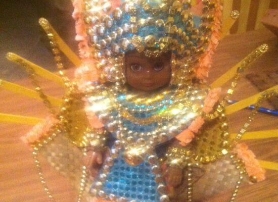 junkanoo doll